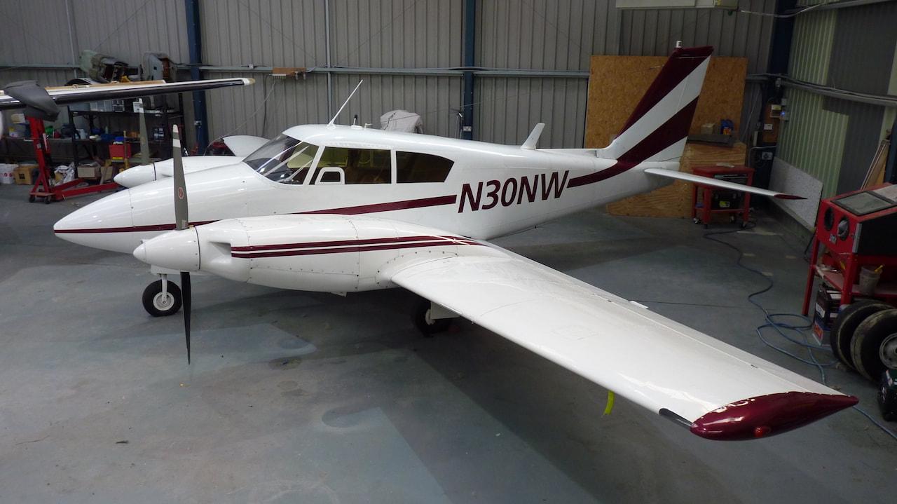 OMEGA AIRCRAFT SALES - Aircraft Inventory